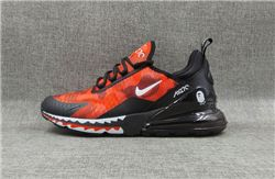 Men Nike Air Max 270 Running Shoe 334