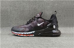 Men Nike Air Max 270 Running Shoe 335
