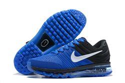 Men Nike Air Max 2017 KPU Running Shoes 216