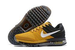 Men Nike Air Max 2017 KPU Running Shoes 212