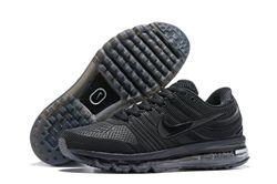 Men Nike Air Max 2017 KPU Running Shoes 213