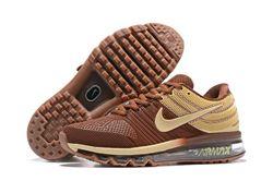 Men Nike Air Max 2017 KPU Running Shoes 211