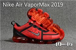 Men Nike Air VaporMax 2019 Running Shoes KPU 505