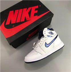 Women Sneaker Air Jordan 1 Retro AAAAA 384