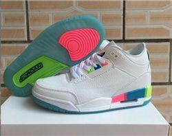 Women Air Jordan III Retro Sneakers 230