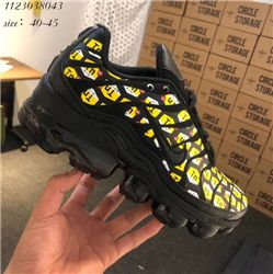 Men Nike Air VaporMax TN Plus Running Shoe 30...