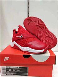 Kids Nike LeBron Soldier XII Sneakers 295