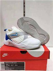 Kids Nike LeBron Soldier XII Sneakers 296