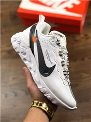 Men Nike Epic React Element 87 x Undercover R...