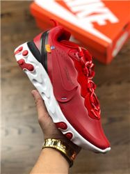 Men Nike Epic React Element 87 x Undercover Running Shoes AAA 358