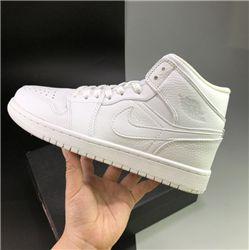 Men Basketball Shoes Air Jordan I Retro AAAA 590