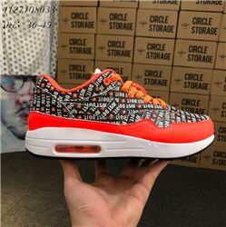 Women Nike Air Max 1 Sneakers AAA 313