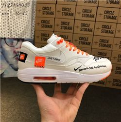 Women Nike Air Max 1 Sneakers AAA 316