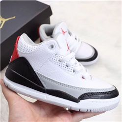 Kids Air Jordan III Sneakers 228