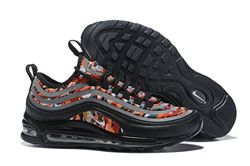 Men Nike Air Max 97 Running Shoes 411