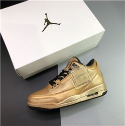 Men Air Jordan 3 Drake 6IX Basketball Shoes A...