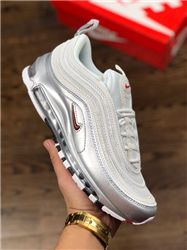Men Nike Air Max 97 Running Shoes AAAA 417