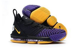 Men Nike LeBron 16 Basketball Shoes 802