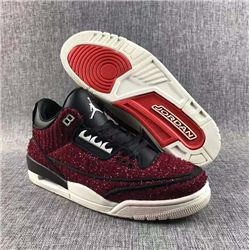 Men Basketball Shoes Air Jordan III Retro AAAAAA 337