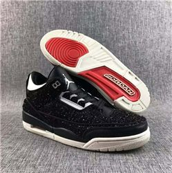 Men Basketball Shoes Air Jordan III Retro AAAAAA 338