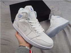 Women Sneaker Air Jordan 1 Retro AAAA 407