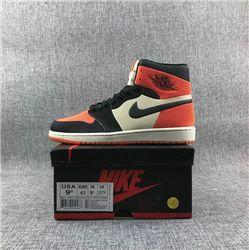 Men Basketball Shoes Air Jordan I Retro KPU AAAA 609