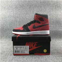 Men Basketball Shoes Air Jordan I Retro KPU AAAA 613