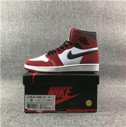 Men Basketball Shoes Air Jordan I Retro KPU AAAA 615