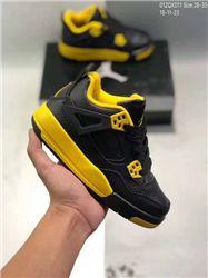 Kids Air Jordan IV Sneakers 244
