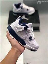 Kids Air Jordan IV Sneakers 245