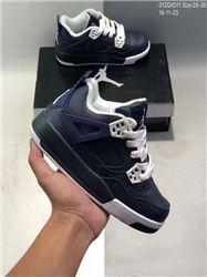 Kids Air Jordan IV Sneakers 246