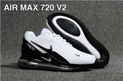 Men Nike Air Max 720 V2 Running Shoes KPU 528