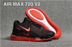 Men Nike Air Max 720 V2 Running Shoes KPU 529