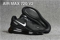 Men Nike Air Max 720 V2 Running Shoes KPU 530