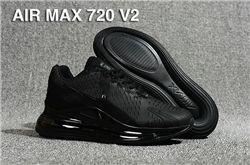 Men Nike Air Max 720 V2 Running Shoes KPU 531