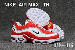 Men Nike Air Max 98 TN Running Shoes KPU 532