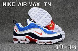 Men Nike Air Max 98 TN Running Shoes KPU 536