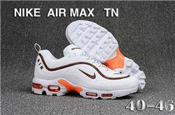 Men Nike Air Max 98 TN Running Shoes KPU 537