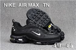 Men Nike Air Max 98 TN Running Shoes KPU 538