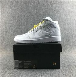Women Sneaker Air Jordan 1 Retro AAAA 417
