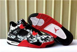 Men Basketball Shoes Air Jordan IV Retro 375