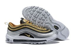 Men Nike Air Max 97 Running Shoes 414