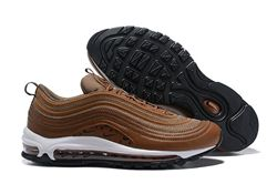 Men Nike Air Max 97 Running Shoes 437
