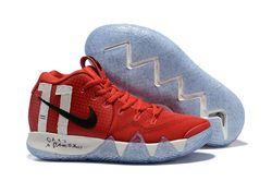 Men Nike Kyrie 4 Basketball Shoes 458