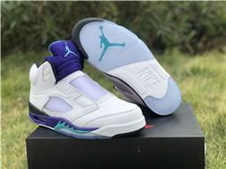 Men Air Jordan 5 NRG Fresh Prince