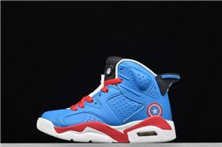Kids Air Jordan VI Sneakers AAA 224