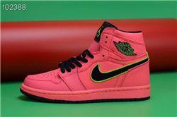 Women Sneaker Air Jordan 1 Retro AAAA 436