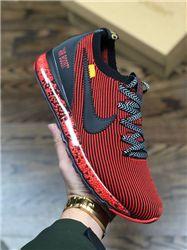 Women Nike Air Boost Flyknit Sneakers AAAA 259