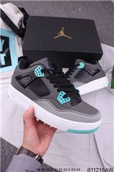 Men Air Jordan 4 Air Force Basketball Shoes 3...