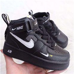 Kids Nike Air Force 1 Sneakers 304